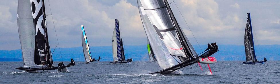 Régate : Grand-Prix M2 de Nyon