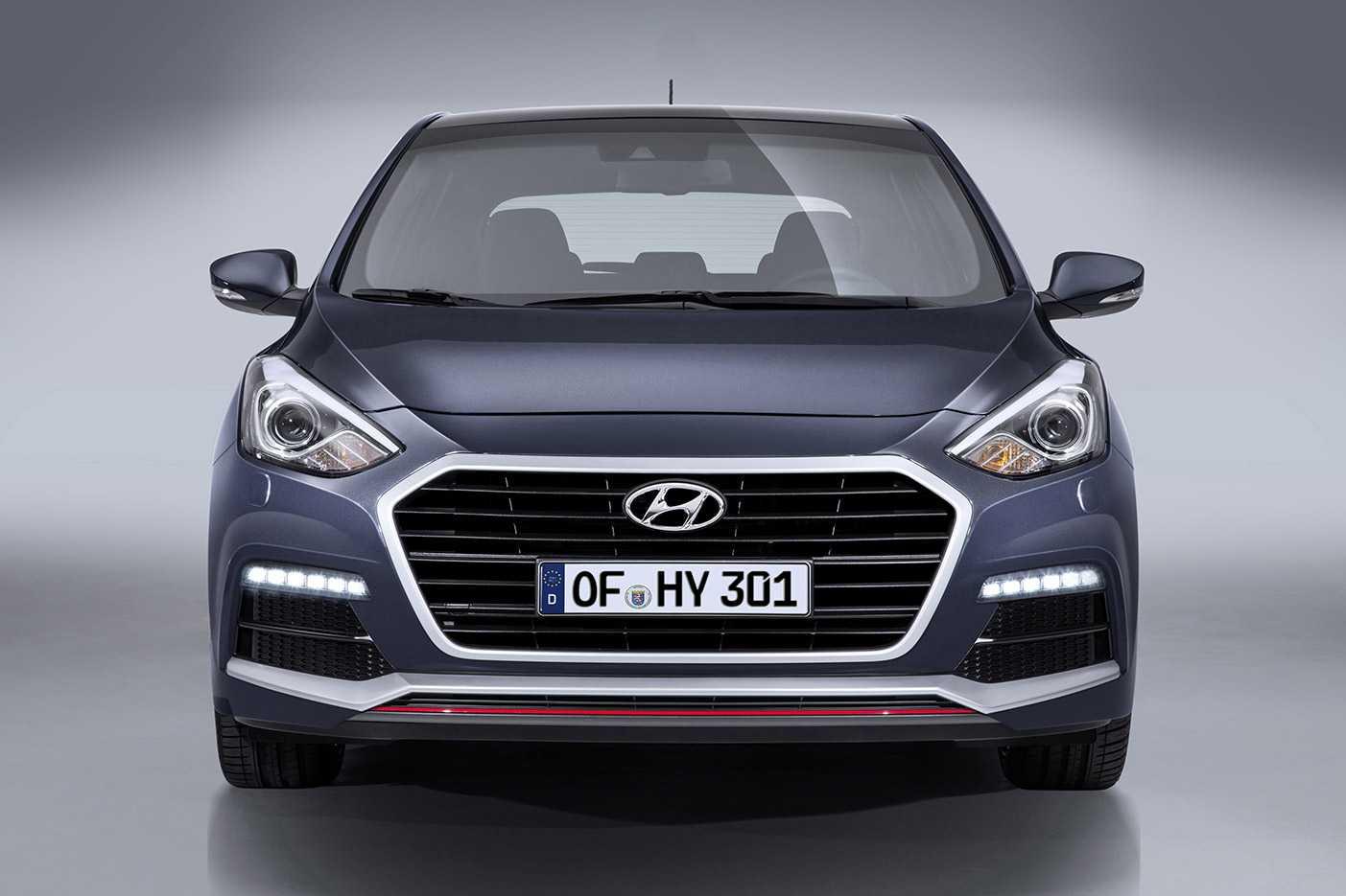 Hyundai dévoile son nouveau i30 Turbo