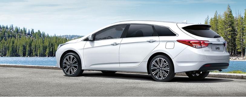 New Hyundai i40 Wagon