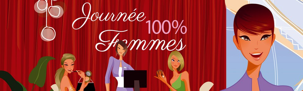 Journée 100% Femmes 2016 – Grimm Centre