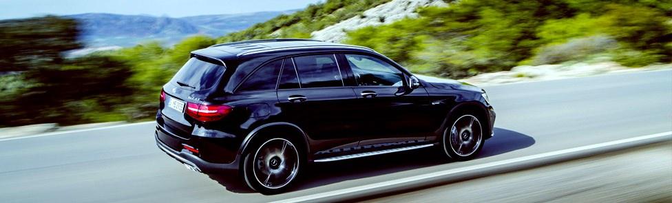 Le nouveau Mercedes-AMG GLC 43 4MATIC