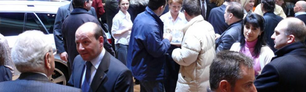 Cocktail des étoiles – Salon de l'auto de Genève 2010