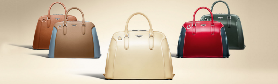 Bentley Handbag Collection Barnato & Continental