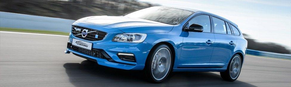 Polestar – Volvo V60 et S60