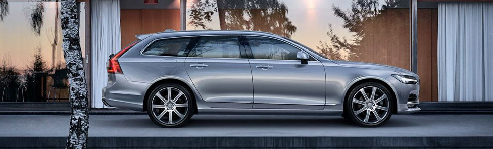 Le break Volvo V90