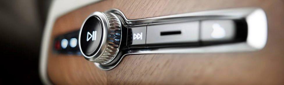 Découvrez l'intérieur de la nouvelle Volvo XC90