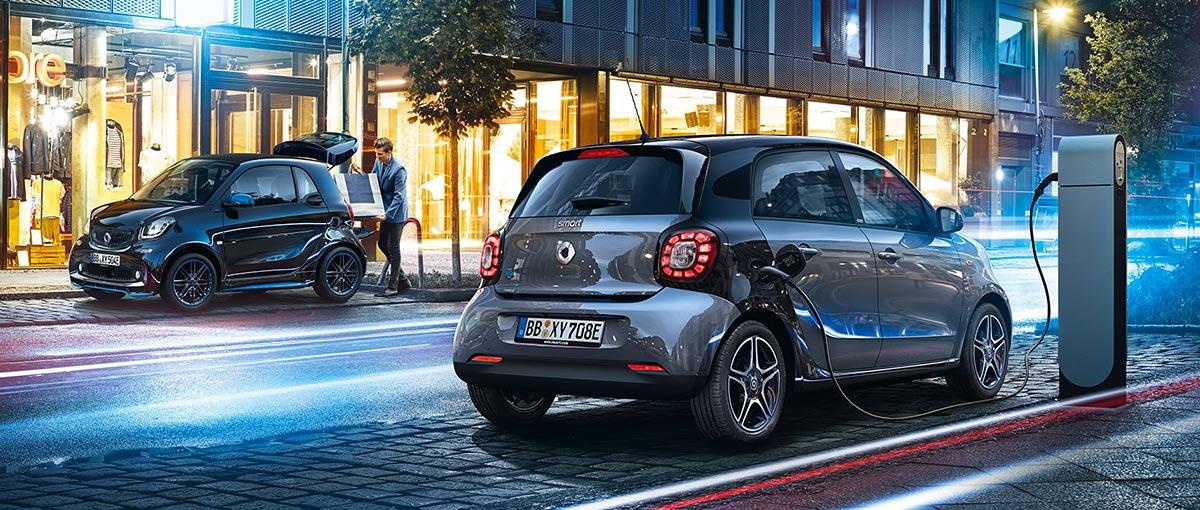 Essai auto Trajectoire Magazine : smart EQ – 100% électrique