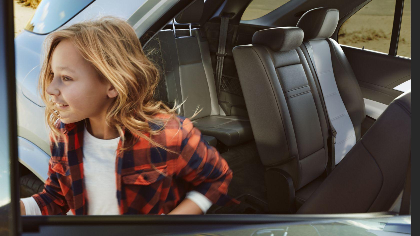 Le GLE, un SUV 7 places d'excellence