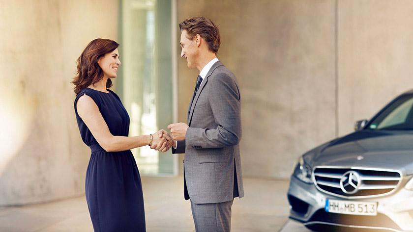Clients flotte Mercedes-Benz