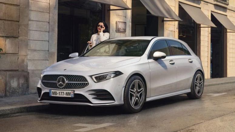 Offres sur nos Berlines Mercedes-Benz