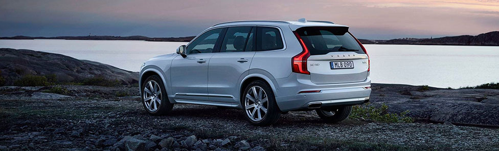 1 jour / 1 offre – Volvo XC 90