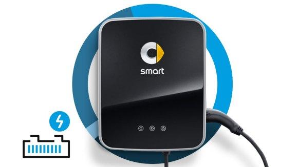 Essai auto Trajectoire Magazine : smart EQ - 100% électrique