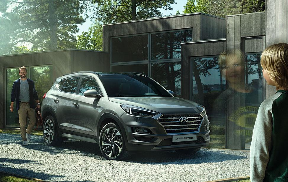1 jour / 1 offre - Hyundai Tucson