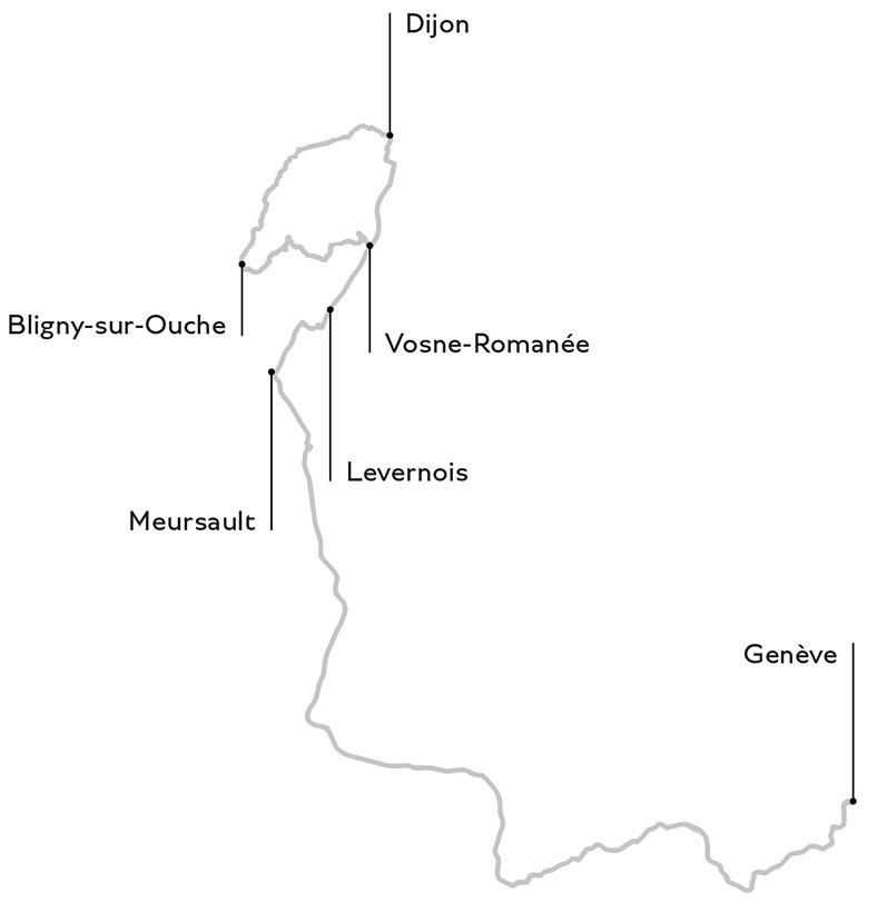 Bentley - Bourgogne Road Trip 2019