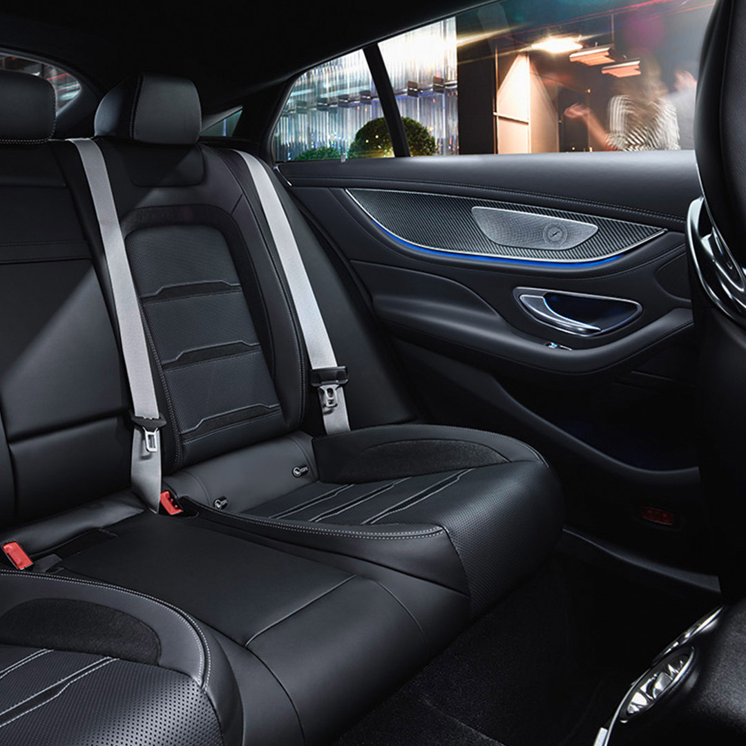 Essai auto Trajectoire Magazine : Mercedes-AMG GT 4 portes