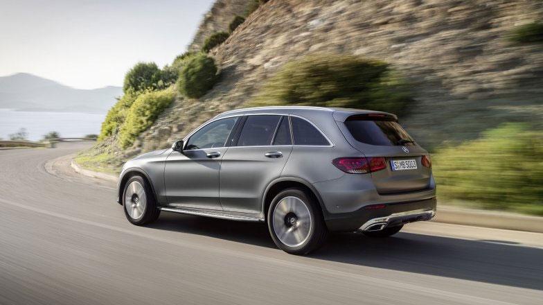 Nouveau Mercedes GLC 2019