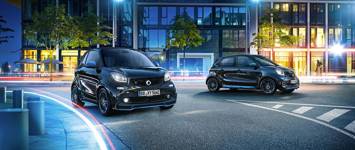 Smart EQ fortwo & forfour