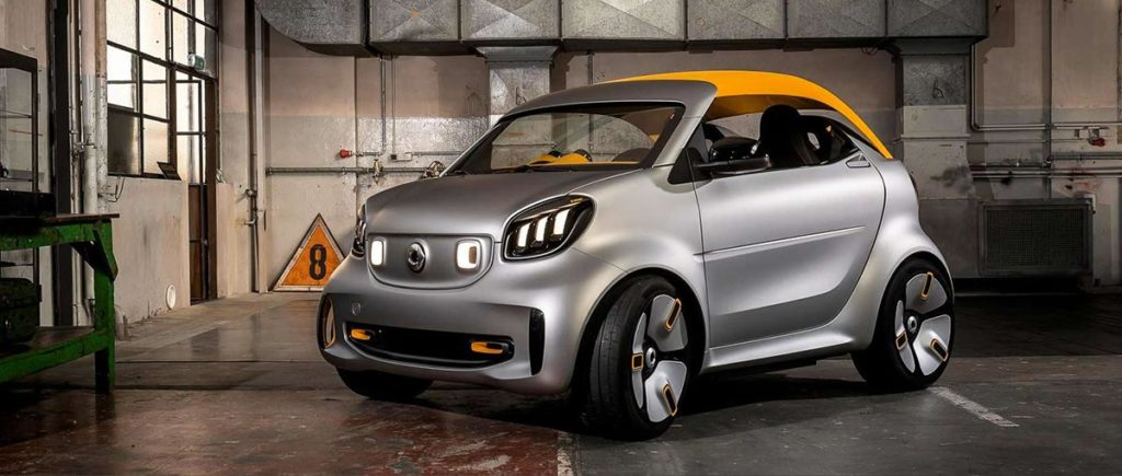 smart - All electric, now!