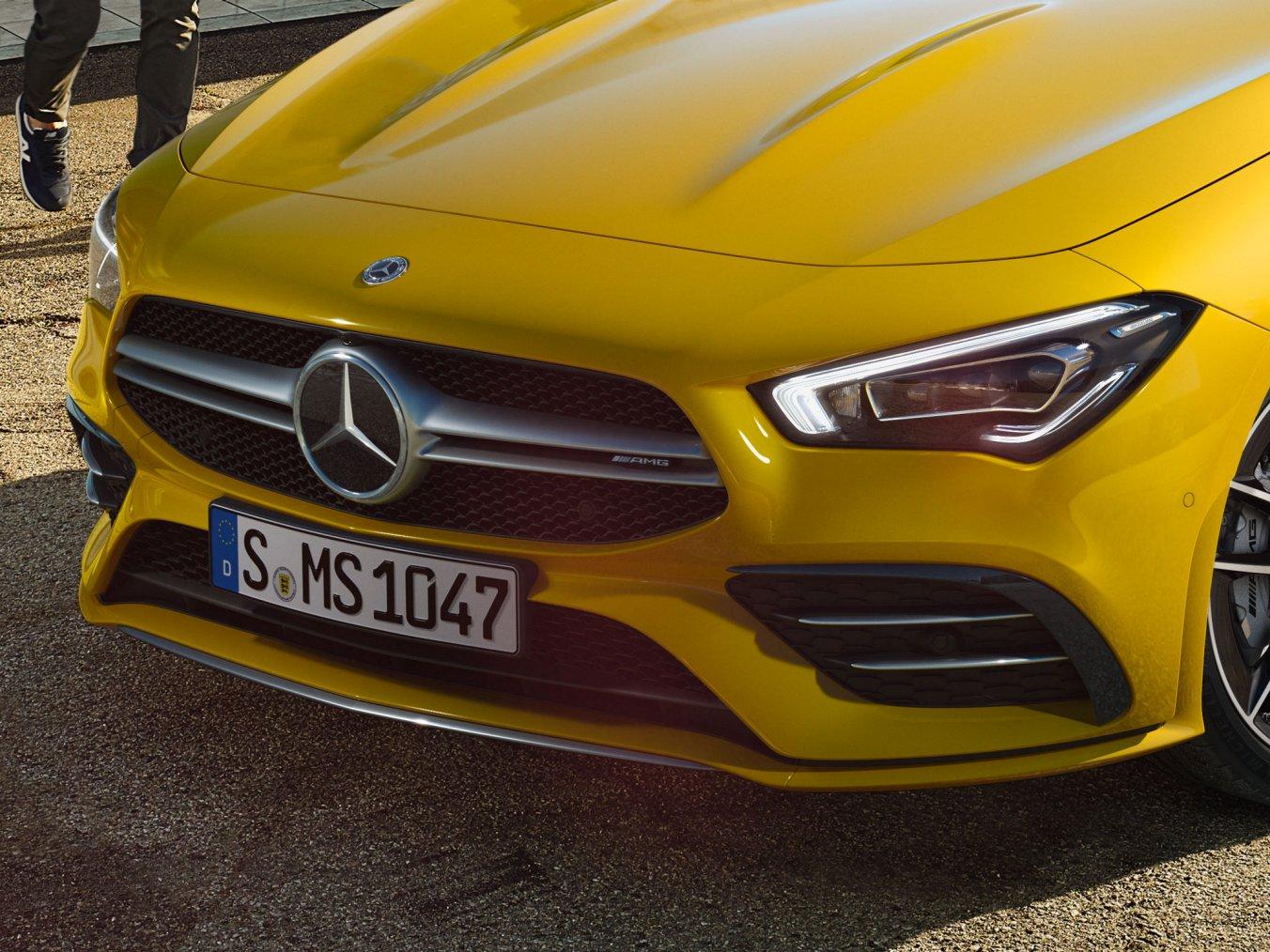 Mercedes-AMG CLA 35 4MATIC Coupé