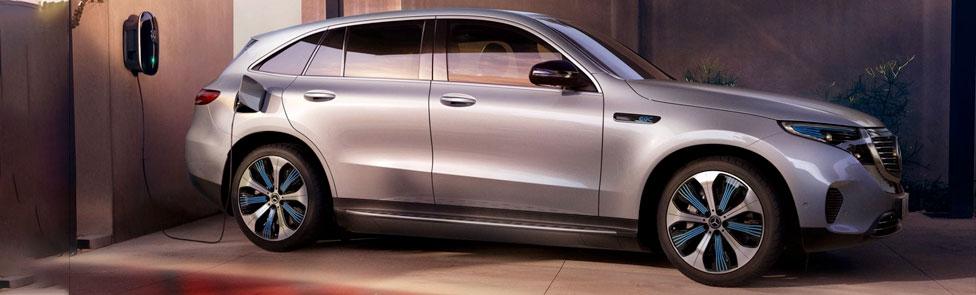 EQC – Le SUV électrique signé Mercedes-Benz