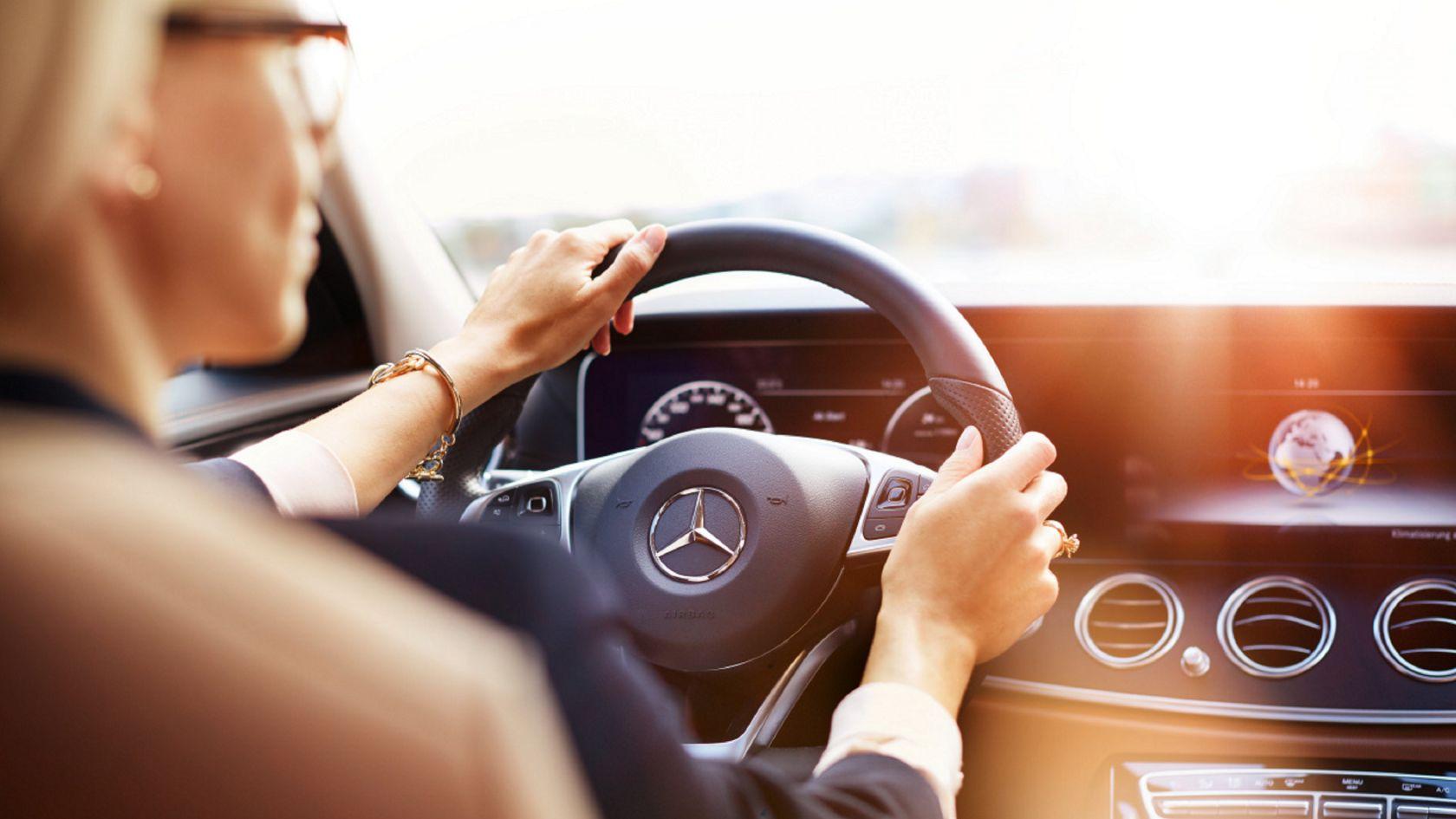 En quoi consistent les services « Mercedes me »