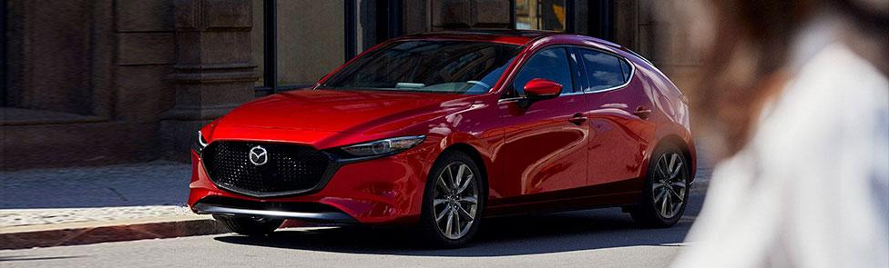 Nouvelle Mazda3 Hatchback