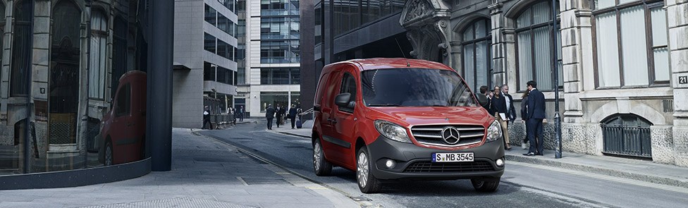 Mercedes Citan Fourgon