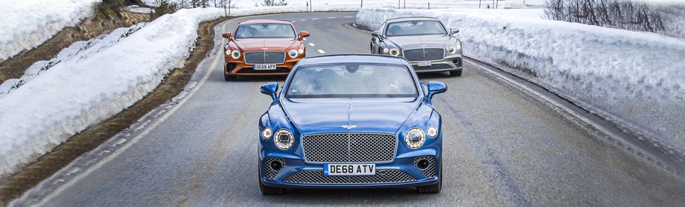 Bentley Winter Tour 2019