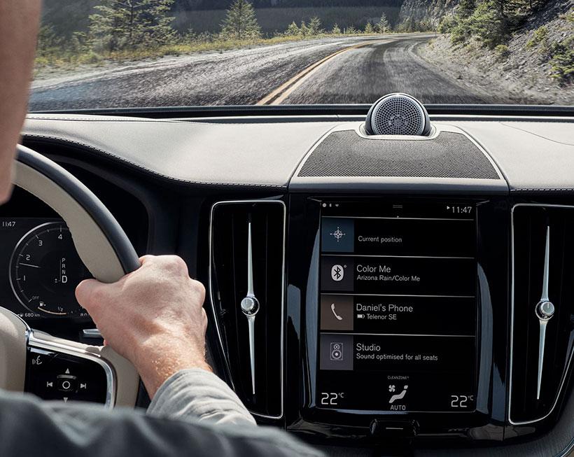 Clients flotte Volvo