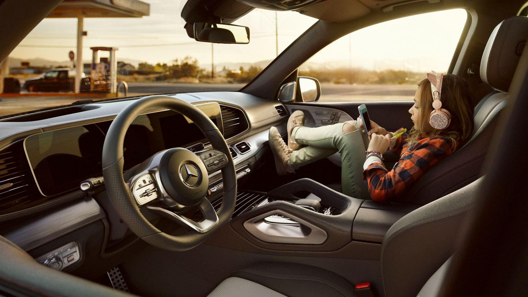 Essai auto Trajectoire Magazine : Mercedes GLE 450 4MATIC