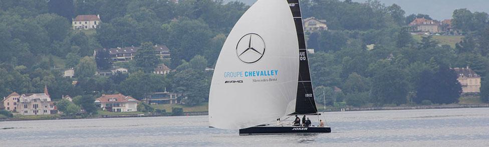 Sortie Voiliers de course Psaros 33 au Yacht Club de Genève