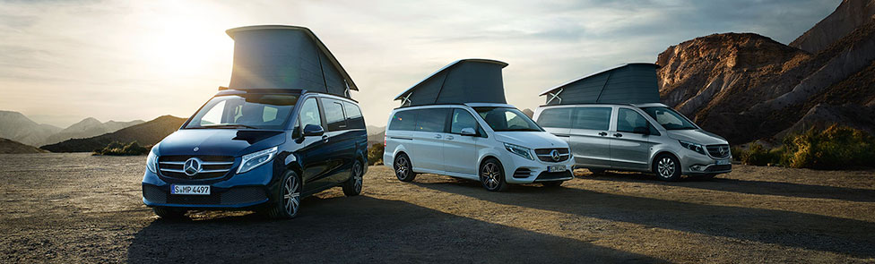 Mercedes-Benz Marco Polo Camping-car-groupe chevalley
