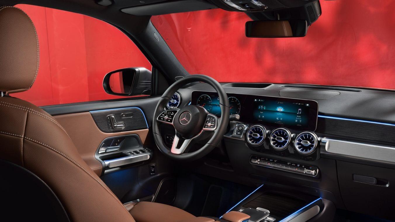 Nouveau Mercedes GLB