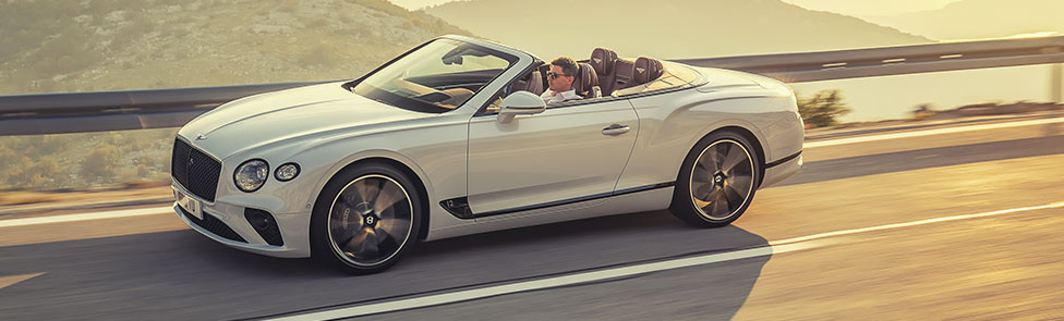 Essai auto Trajectoire magazine : Bentley GT Convertible