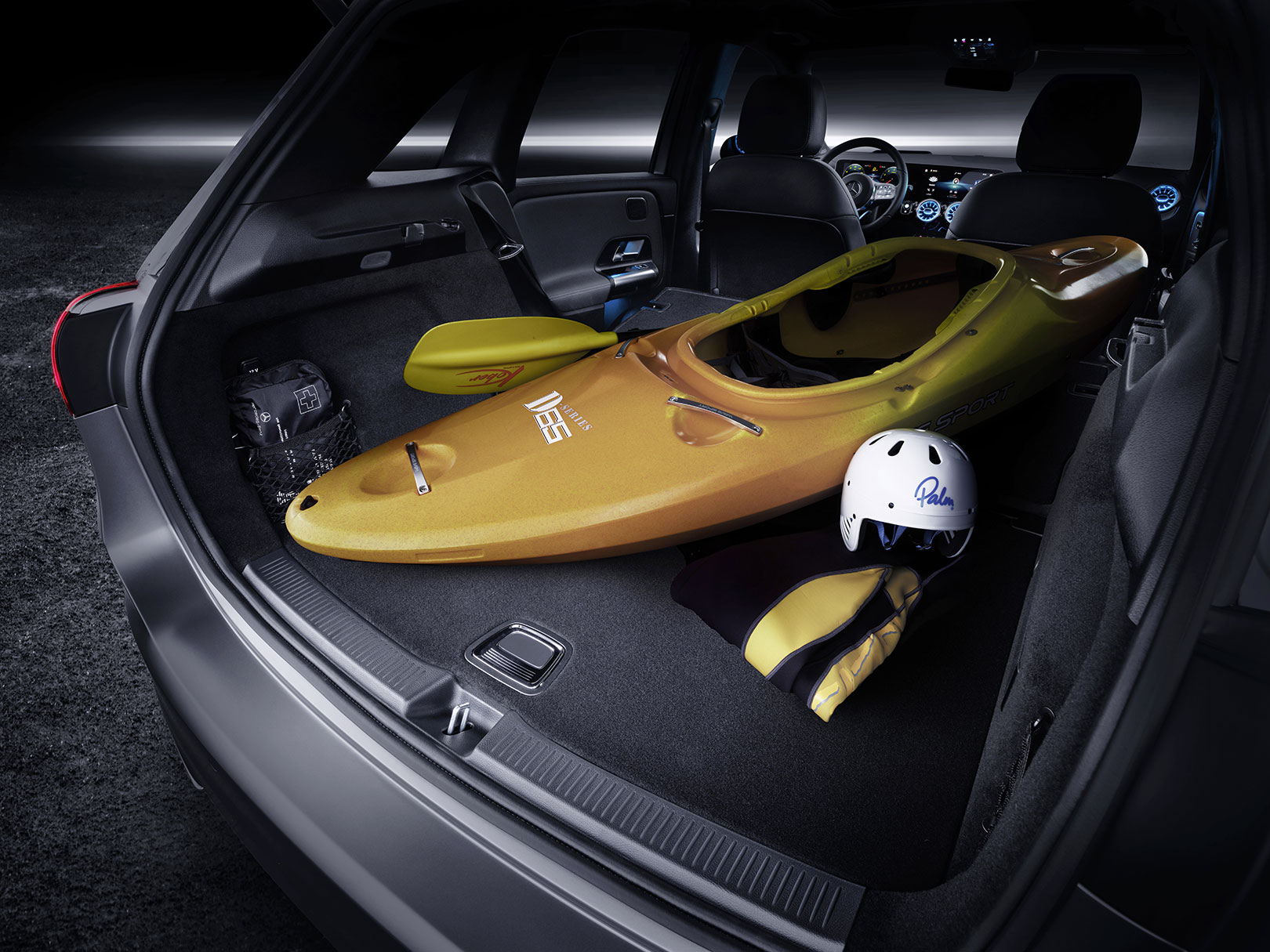 Essai auto Trajectoire magazine : Mercedes Classe B