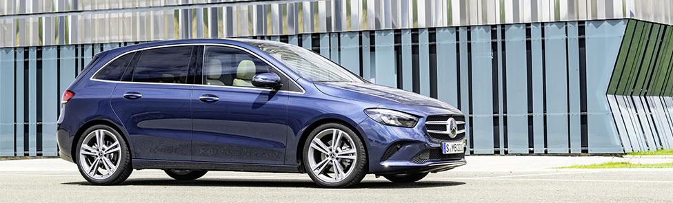 Mercedes-Benz Classe B Groupe Chevalley