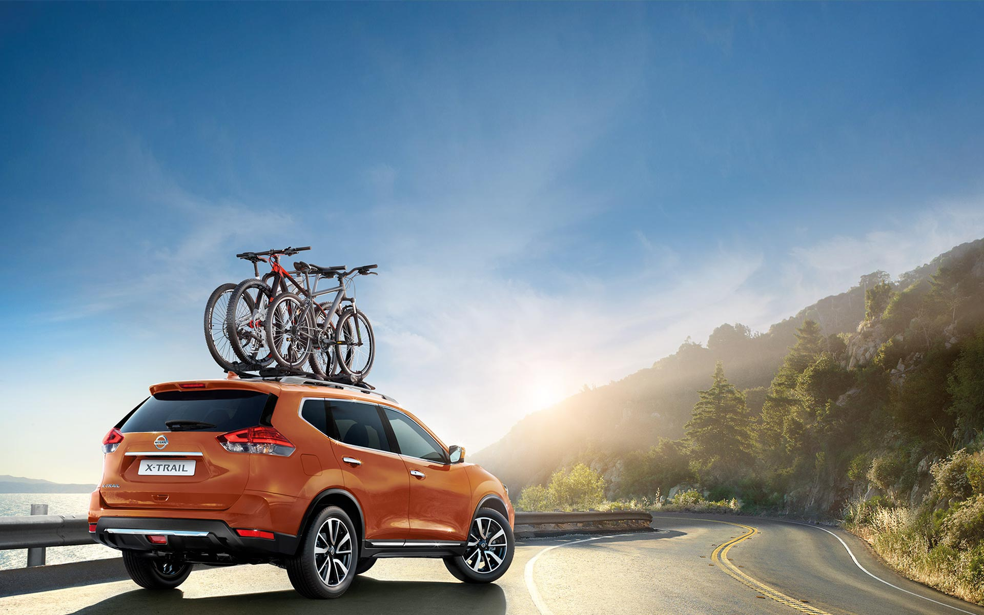 Nissan X-Trail SUV 7 places