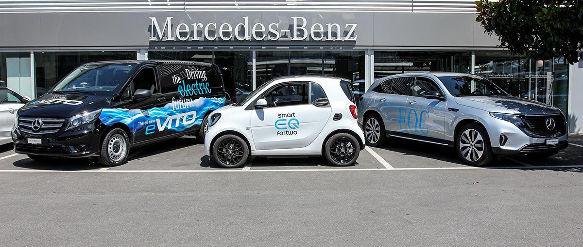 Mercedes & smart  EQ – Qu'est ce que c'est ?