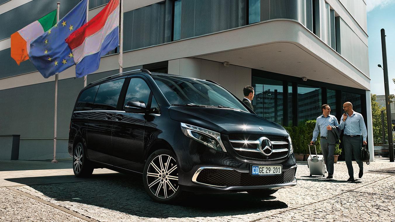 Diplomatic Center  Mercedes-Benz
