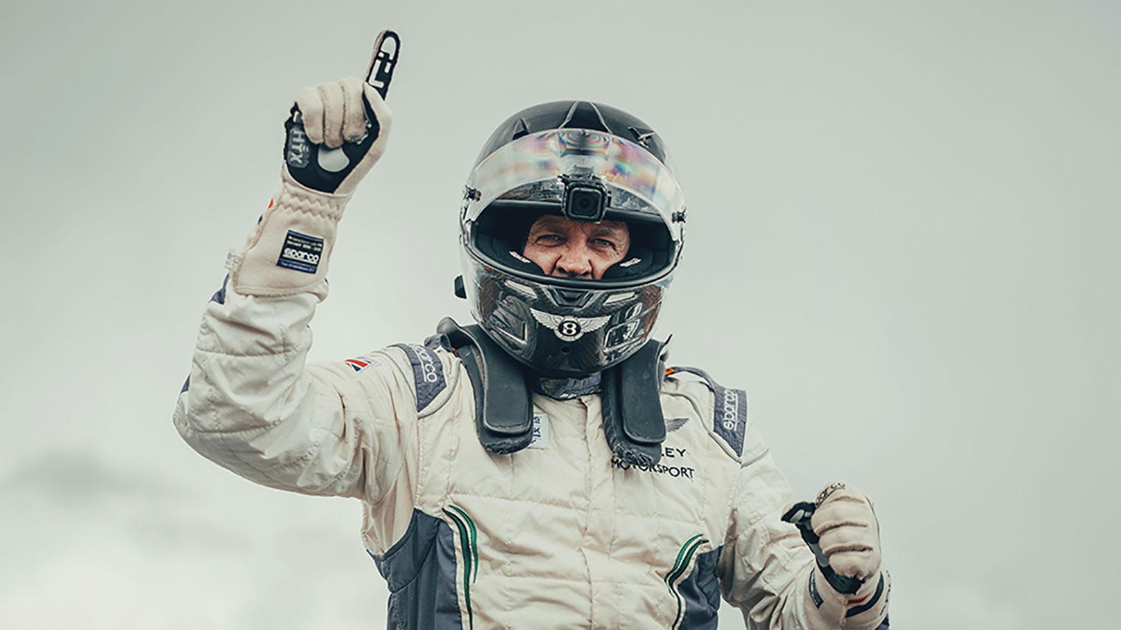 Nouveau record à Pikes Peak pour Bentley