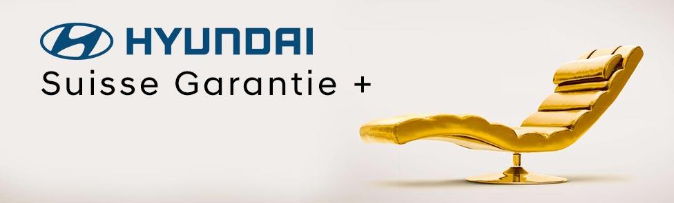 Hyundai Swiss Garantie + Groupe Chevalley