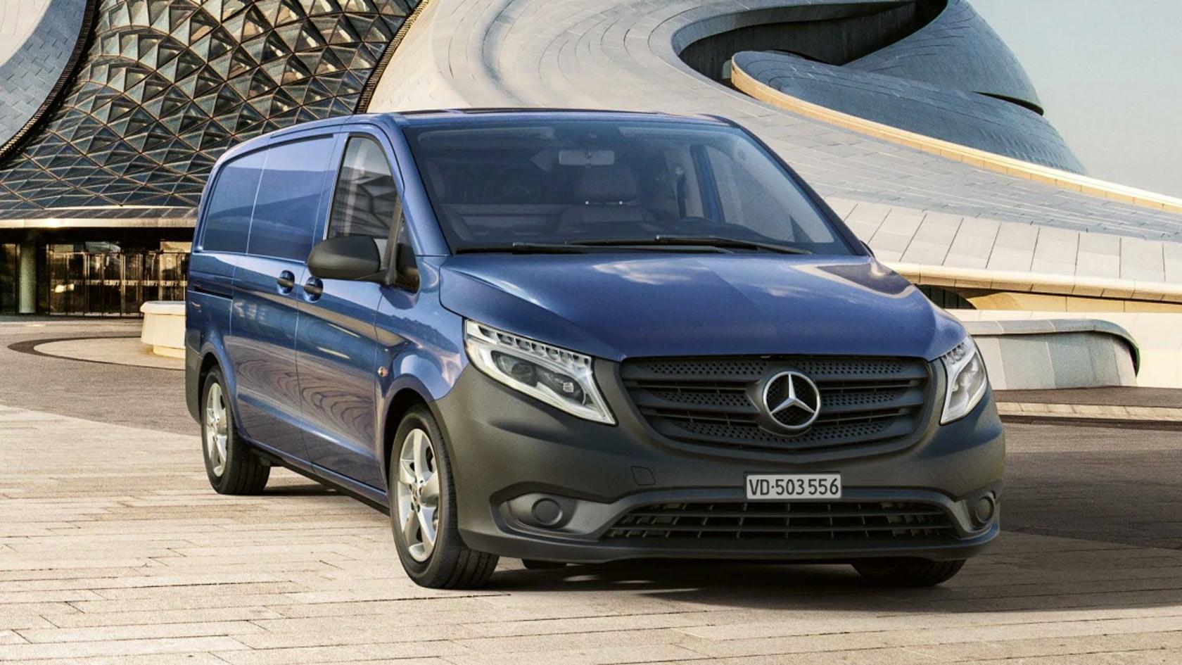 "Offres sur nos Utilitaires ""Worker"" Mercedes-Benz"