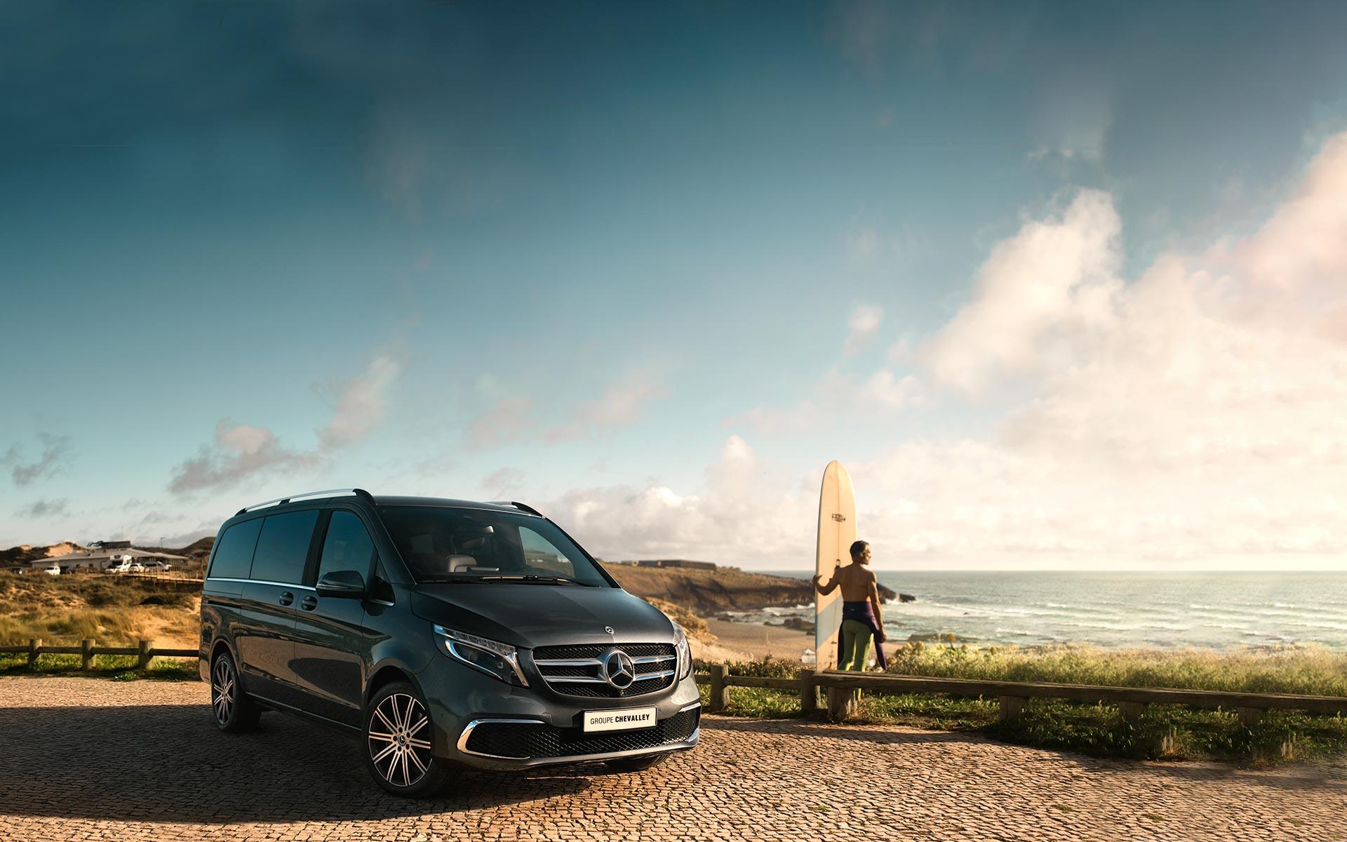 Mercedes Classe V Utilitaire et véhicule de loisirs