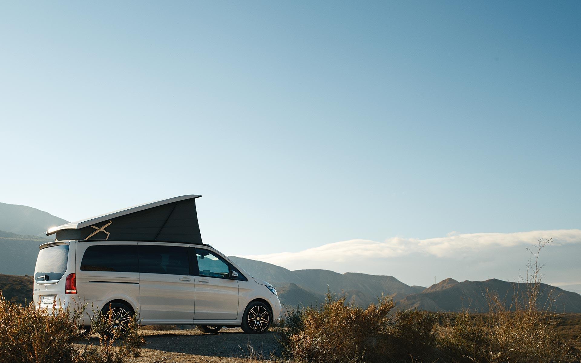 Mercedes Marco Polo Camping Car