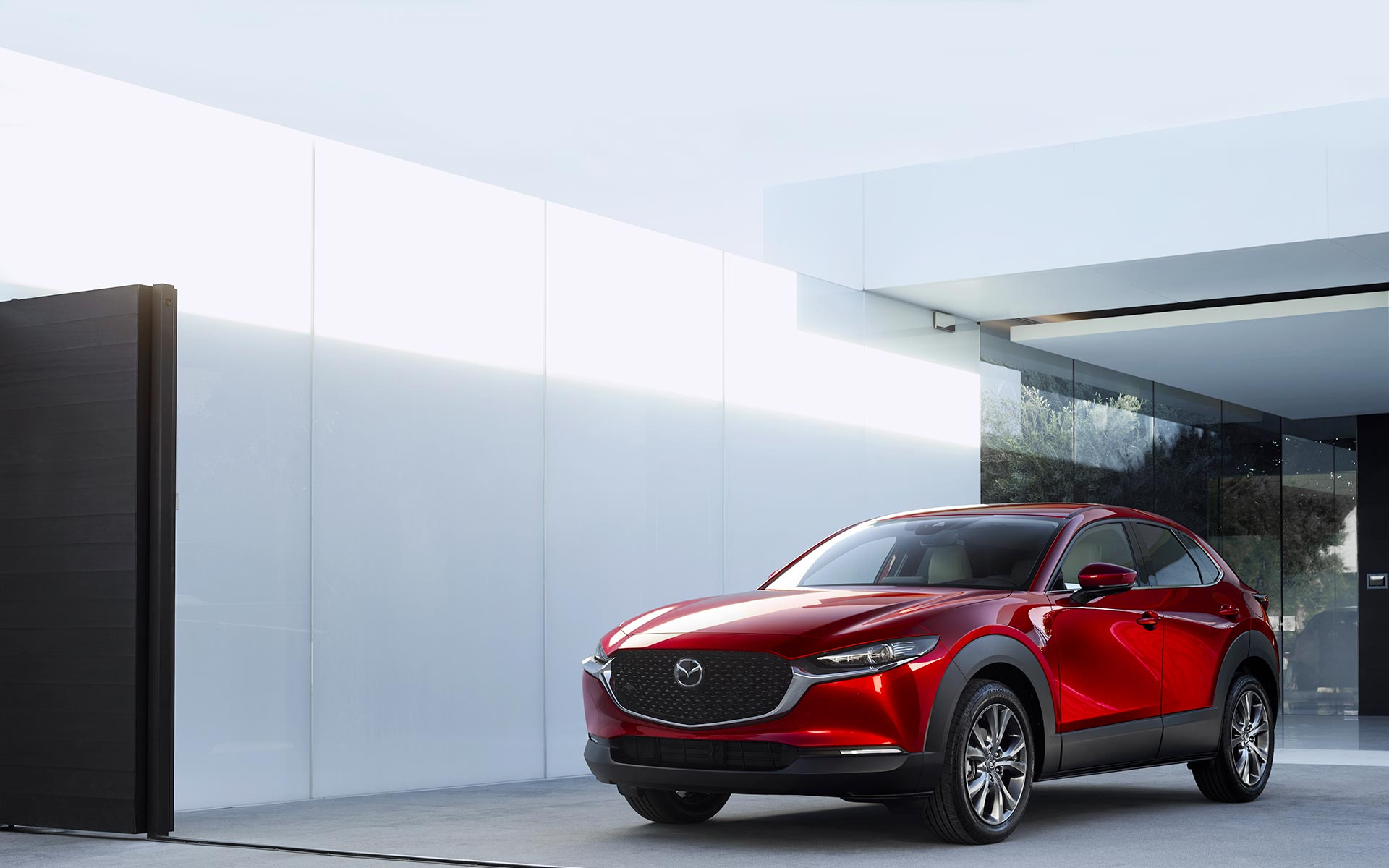 Mazda CX-30 SUV Groupe Chevalley