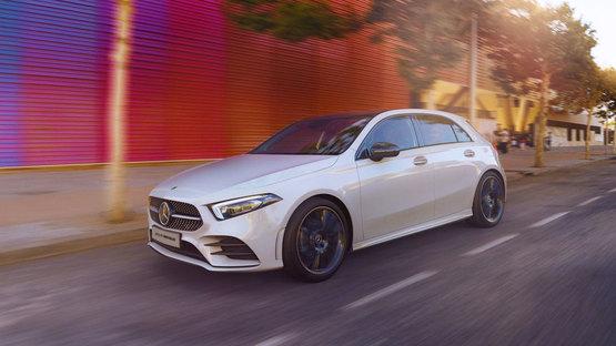 Flotte Mercedes-Benz & smart
