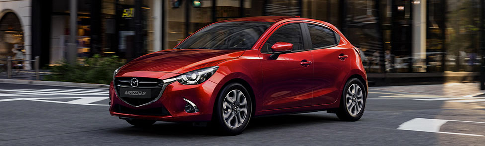 Mazda 2 - Groupe Chevalley