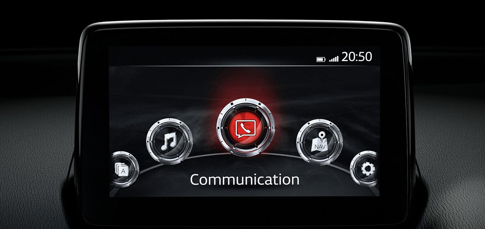 L'élégante Mazda2