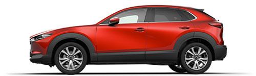 Le nouveau Mazda CX-30