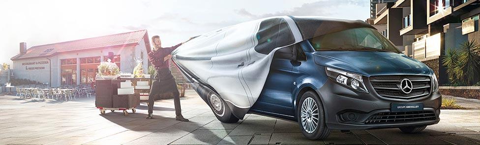 AfterWork 100% entrepreneurs Mercedes-Benz Utilitaires